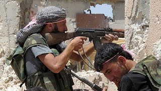 Сирия: осада Забадани