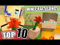 Top 10 Minecraft Songs And Animations Of February 2017 NEW Best Minecraft Song Videos mp3