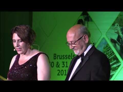 Green Awards Ceremony, Brussels
