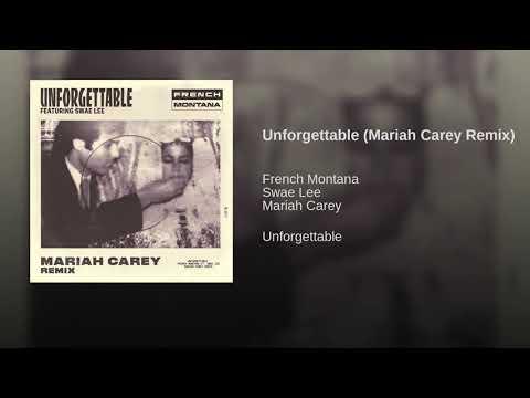 Mariah carey unforgettable remix