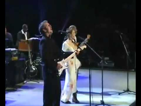 Eric Clapton & Sheryl Crow -- Little Wing (Hendrix)