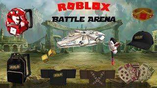 Roblox - Battle Arena 2018 (Prizes)
