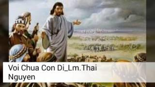 Với Chúa Con Đi _ Lm. Thái Nguyên (Ghita)