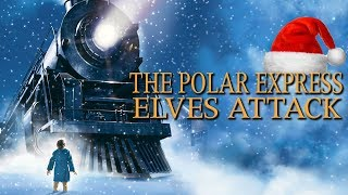 THE POLAR EXPRESS: ZOMBIE ELVES ATTACK! (Call of Duty Zombies)