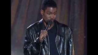 Chris Rock   Black People VS  Niggaz Bring the Pain 1996