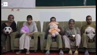 Enfermos mentales encadenados y hacinados en Pakistán