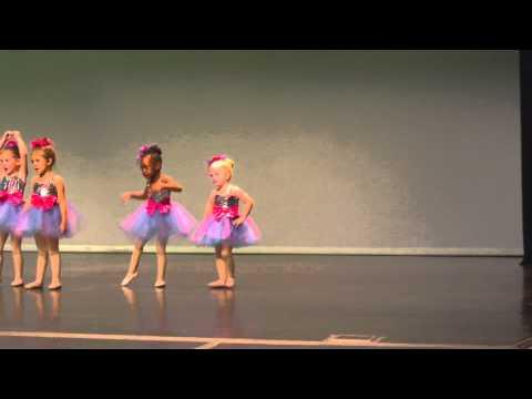 Dance Factory Preschool Ballet