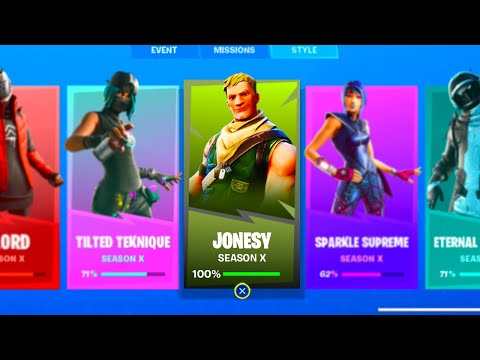 *NEW* FREE DEFAULT SKIN REWARDS In Fortnite!