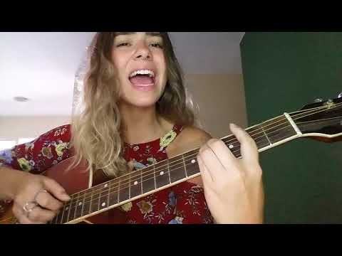 I see fire - cover Nina Pierre