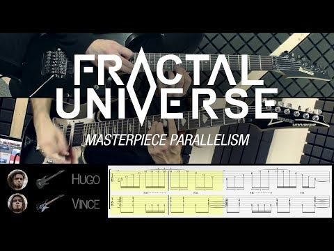 "Fractal Universe ""Masterpiece's Parallelism"" (Guitar Playthrough)"