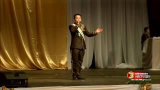 3 HMONG NEWS: Chue Keng Moua sings Kev Hlub Fau Rau St. Paul at Hmong MN New Year 2016-2017.