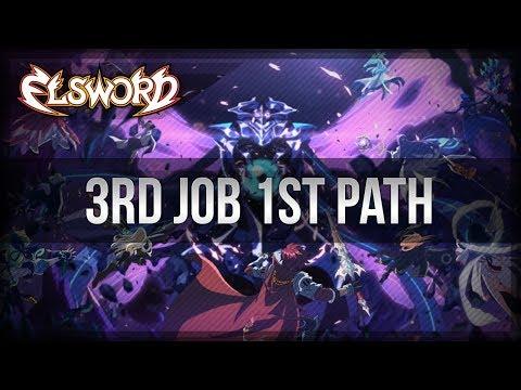 Elsword Official - 3rd Job Promotion Trailer