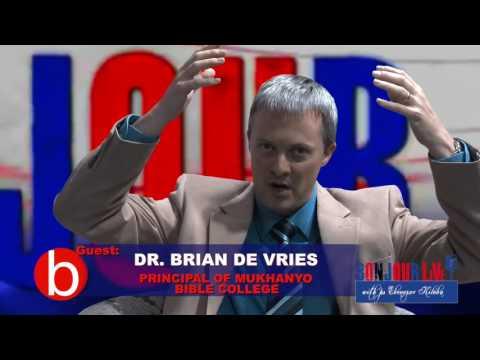 BONJOUR LIVE with Dr Brian De Vries: The Importance of Forgiveness