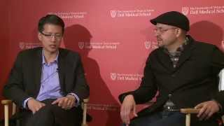 Stacey Chang & Beto Lopez of the Design Institute for Health discuss design thinking in health