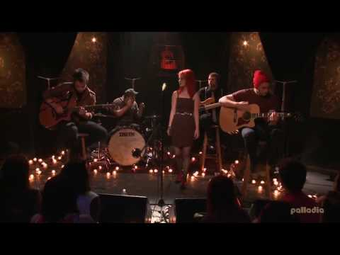 Paramore  Decode  Acoustic on MTVUnplugged720pHD