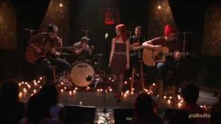 Paramore - Decode [Live Acoustic on MTV-Unplugged-720pHD]