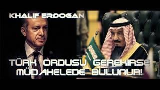 """Katar Emiri: """"Türkiye gerekirse Müdahalede bulunur!"""" ile ne demek istiyor?"""