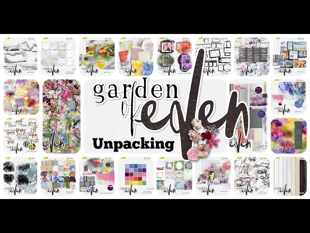 Garden of Eden - Unpacking  by NBK-Design