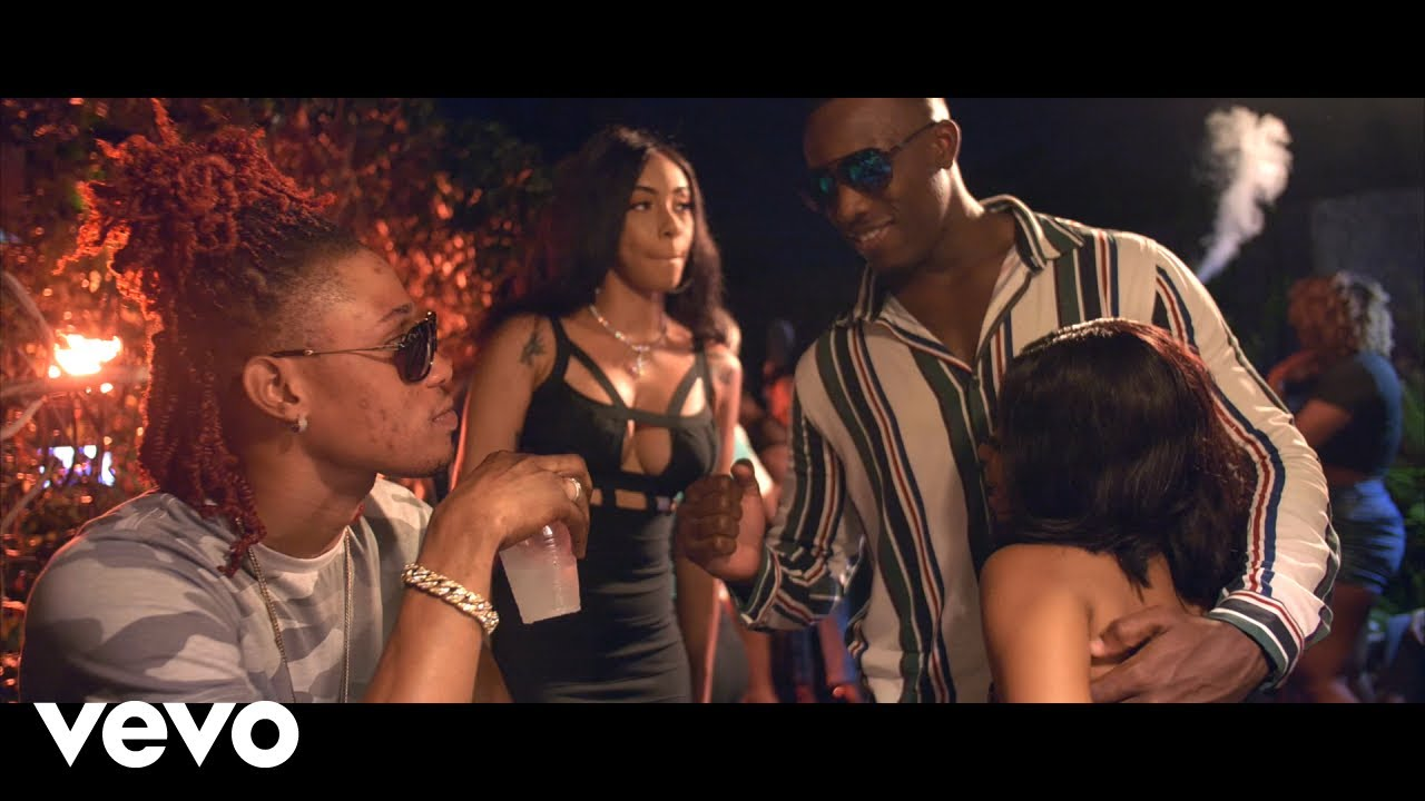 Download Vybz Kartel, Sikka Rymes - Like I'm Superman (Official Music Video)