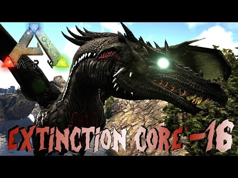 ARK: Extinction Core #16 - DIE DRAGON BOSS FLUCHT, GREAT BAGGI & BARIOTH ZÄHMEN! | LP Ark Deutsch
