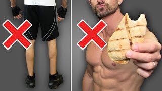 """6 Things Guys with """"Good Bodies"""" NEVER DO!"""
