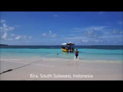Bira Beach, South Sulawesi