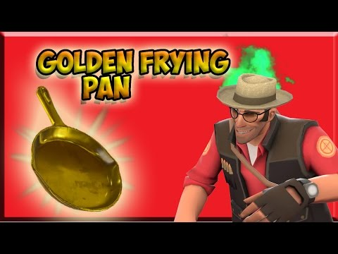 tf2 how to get the frying pan