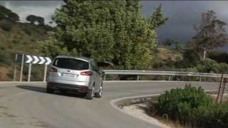 Ford S-Max roadtest