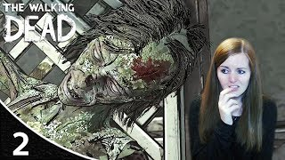 I'M SO UPSET! | The Walking Dead The Final Season Gameplay Walkthrough Part 2 - Episode 2