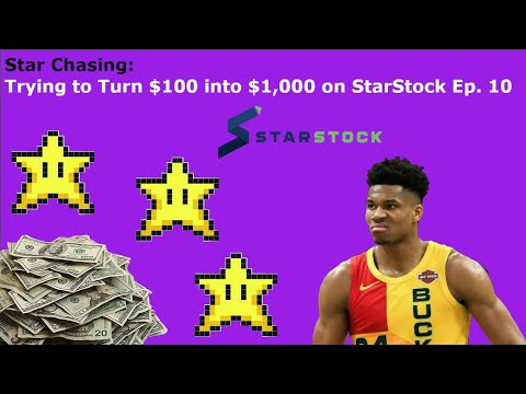 Download Star Chasing: Turning $100 into $1,000 on StarStock Ep. 10