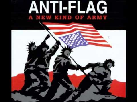 Anti Flag - The Consumer's Song