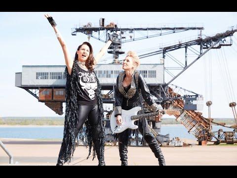 Anita & Alexandra Hofmann 100000 Volt offizielles