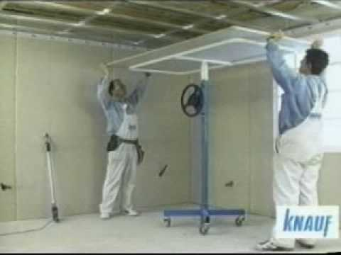 Forro em Drywall - Knauf Travel Video