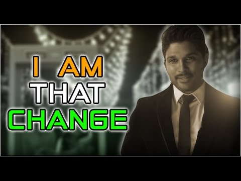 Allu Arjun I am that change Short Film - Independence Day