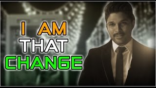 Allu Arjun I am that change Short Film - Independence Day