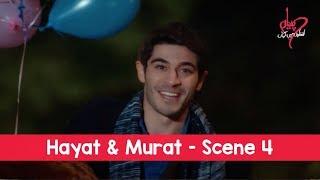 Pyaar Lafzon Mein Kahan Best Scenes 4 | Hayat & Murat