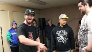For MCs By MCs: Filthy Lyrics VS Rawzilla (Try Out)