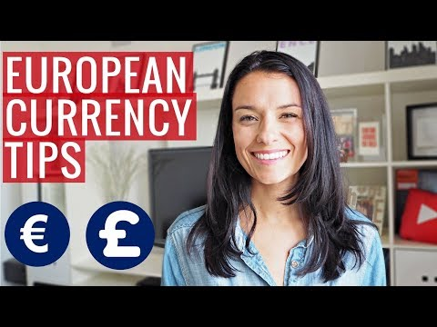 Currency Tips For Your Europe Trip