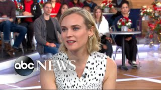 Diane Kruger says she got a tattoo after losing bet to 'In the Fade' director