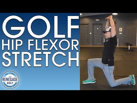 Best Golf Hip Flexor Stretch