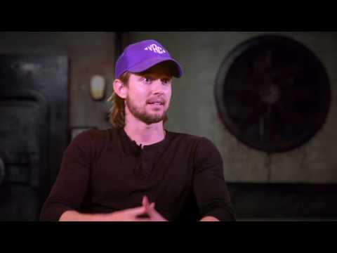 "Drew Van Acker - ""How was working with director Nick Delgado?"""