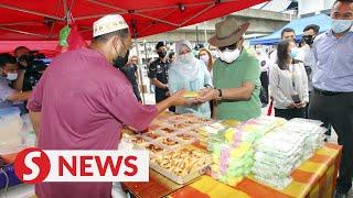 Prasarana chairman: 290 Ramadan bazaar sites set up at selected LRT stations in Klang Valley