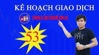Kế hoạch giao dịch Forex,Bitcoin,Ethereum 53|20/10/18