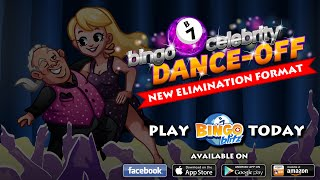 Bingo Blitz - Bingo Celebrity Dance-Off Trailer