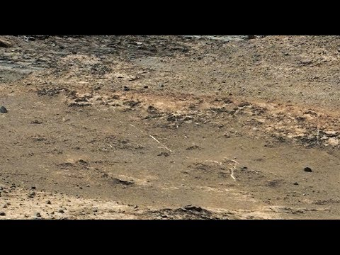 Pipes Found On Mars! ~ 8/15/2018
