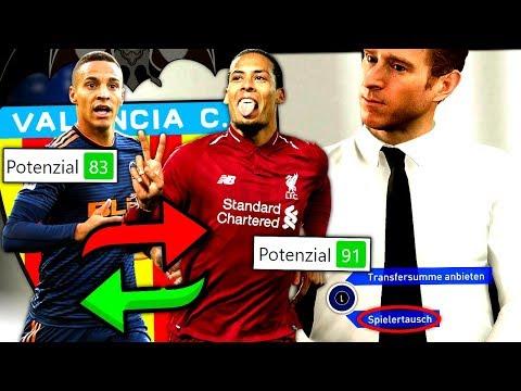 FIFA 19 : 🚫 NUR TAUSCHGESCHÄFTE ERLAUBT 🚫 Valencia Special Sprint To Glory