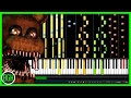 IMPOSSIBLE REMIX Quot Break My Mind Quot DAGames Five Nights At Freddy 39 S 4 mp3