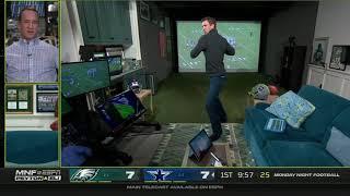 Eli Manning's hips don't lie 😳