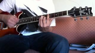 Tehosekoitin - hetken tie on kevyt (guitar cover)