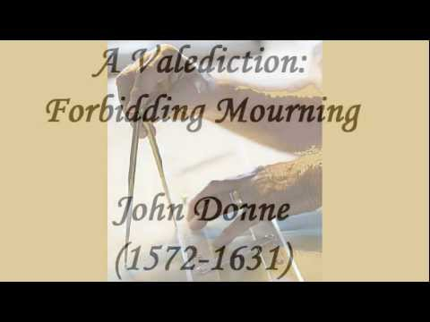 """A Valediction: Forbidding Mourning"" by John Donne (read by Tom O'Bedlam)"